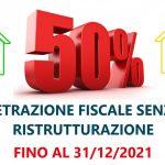 Detrazione fiscale sicurezza: bonus del 50% senza ristrutturazione